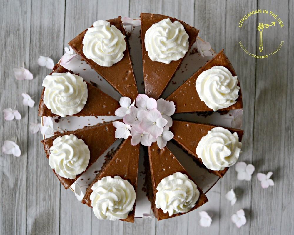Sokoladinis surio tortas cheesecake (4) 1