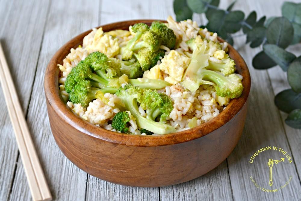 Ryziai su brokoliu ir kiausiniu (27) 1